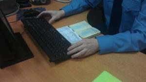 Правила приема иностранца на работу